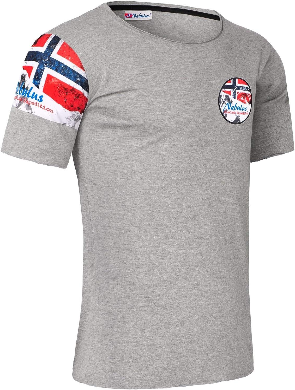 Nebulus Boa - Camiseta para Hombre (Talla S): Amazon.es: Deportes ...