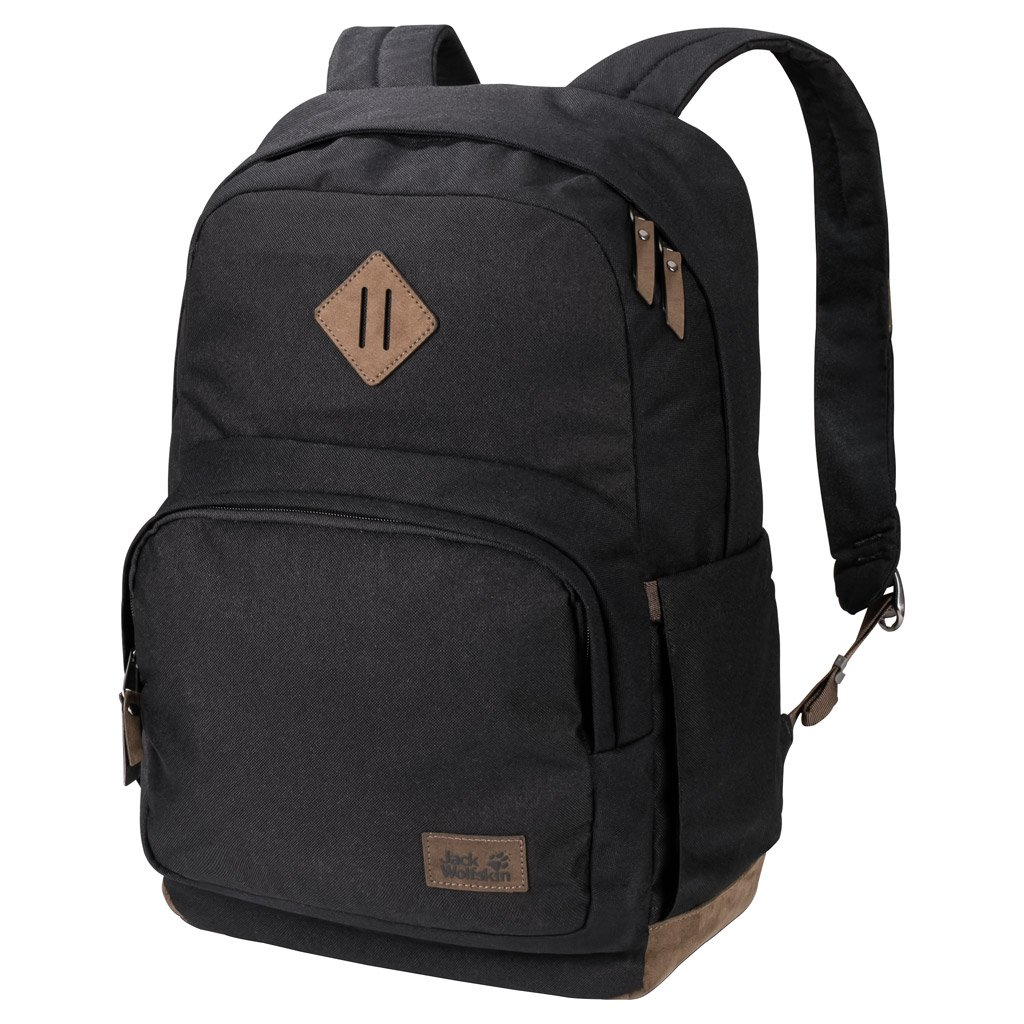 Jack Wolfskin Croxley Small Vintage Daypack Black
