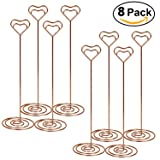 Volla Place Card Holders Wire Table Number Holder