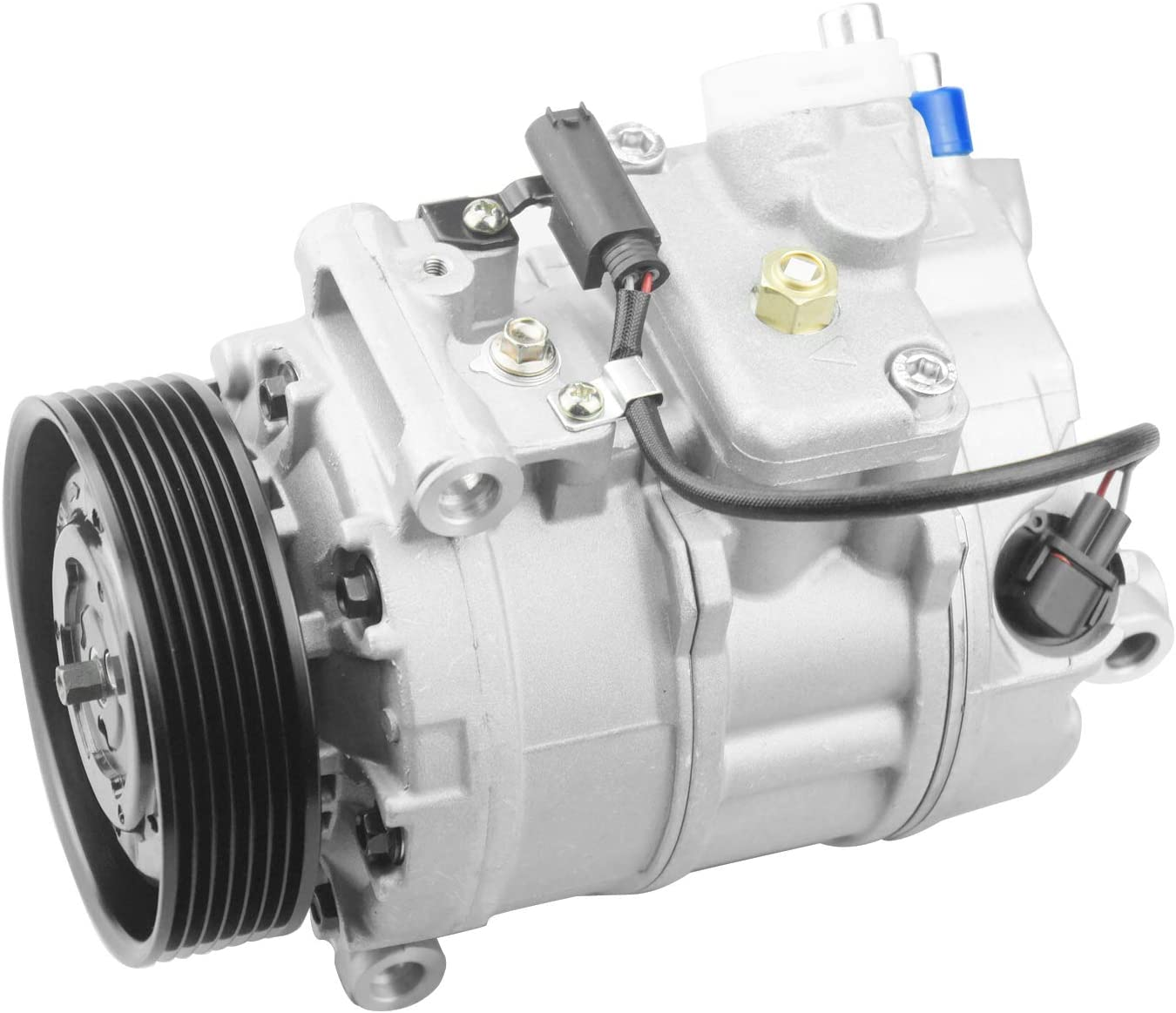 Vooviro Excellent 1pc AC Compressor Compatible With 2009-2016 BMW 1 Series M 135i 135is 335i 335is 335xi X1 Z4 3.0L l6