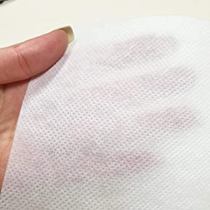 Nonwoven Fabric Filter Disposable for Dust Proof DIY High Efficiency Filtering Made in Korea (White, 35 x 40 inch)