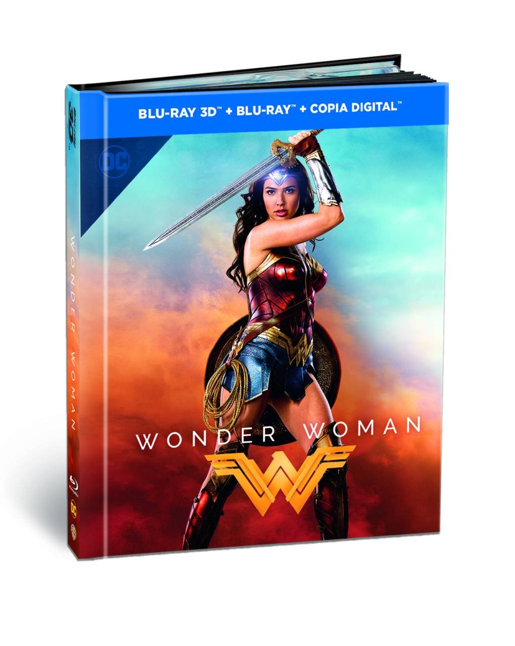Wonder Woman [DIGIBOOK] 71MkVsgfOdL._SL1280_