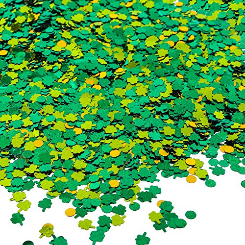 Aneco 100g5800 Pieces Shamrocks