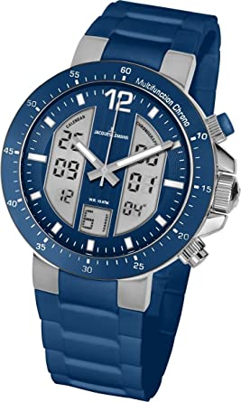 Image Unavailable. Image not available for. Color  Jacques Lemans Milano 1-1726C  ... 3a4019837e9