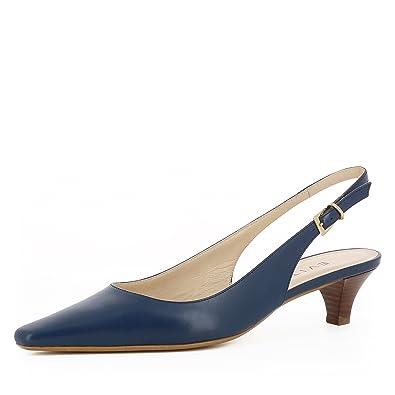 Evita Shoes Lia Damen Pumps Glattleder