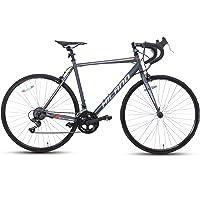 Hiland Road Bike 700C Racing Bicycle with Shimano14 Speeds Shimano 3 Colors
