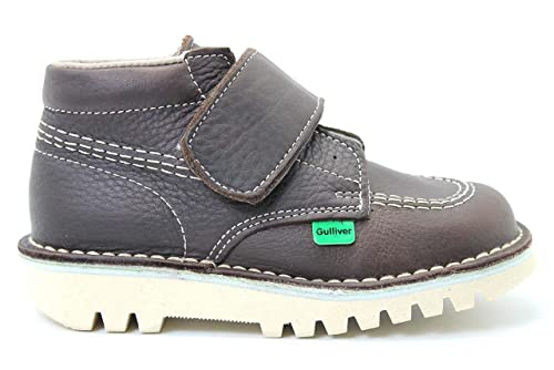 3aab5f6f39367 Gulliver-139 Shoes Junior Couleur  Marron  Amazon.fr  Chaussures et Sacs