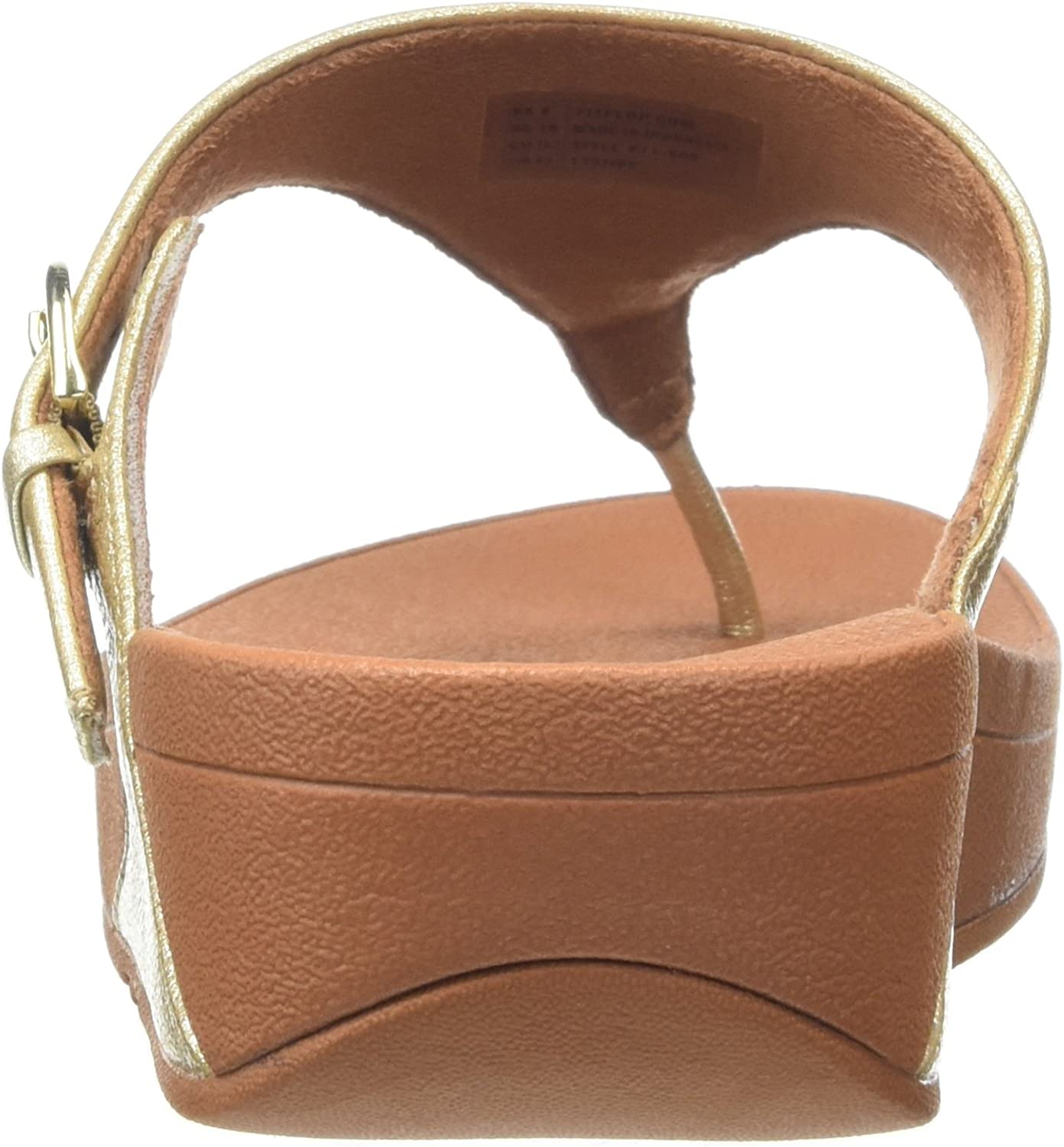 Fitflop Skinny Leather Toe Thong Sandals, Bout Ouvert Femme