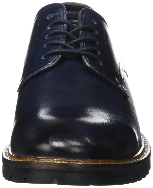 Base London Barrage Zapatos para de de para Cordones Derby para Hombre 6ccca4