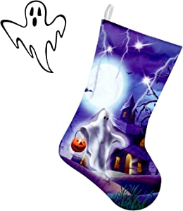 Sweepstakes: Joy&Leo 18 inch Halloween Ghost Trick or Treat Bag Christmas...
