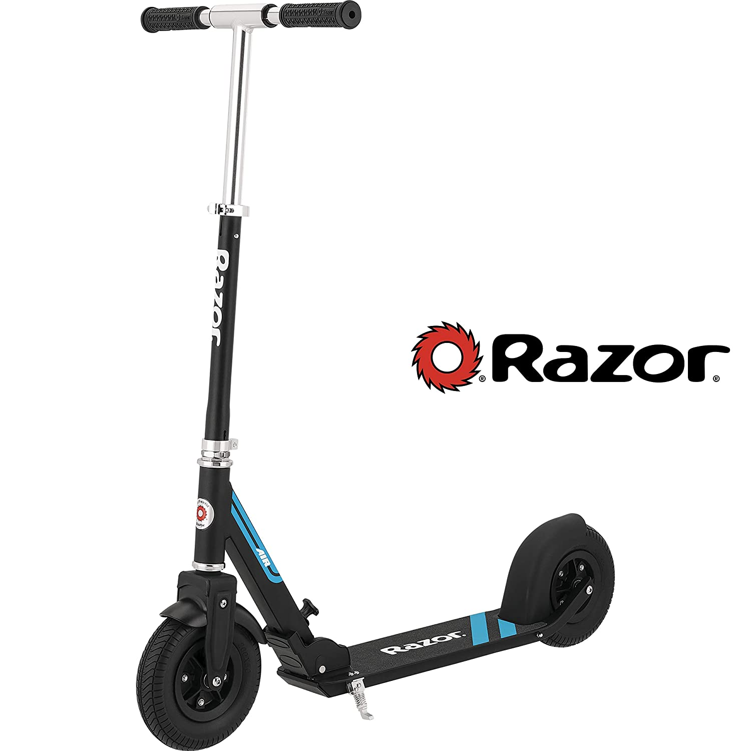Amazon.com : Razor A5 Air Kick Scooter - Black - FFP ...
