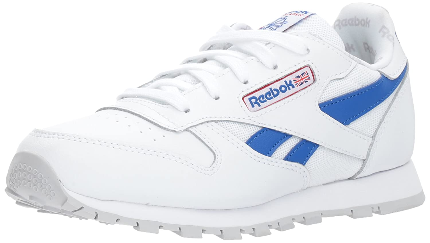 Reebok Kids' CL Leather SO Sneaker