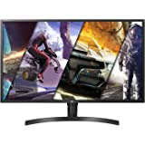 LG 32UK550-B 32 Inch 4K UHD Monitor with Radeon Freesync Technology and HDR 10