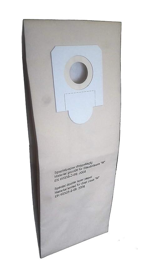 Bolsa para aspiradora Karcher NT361, NT35/1, NT25/1, A2731 ...
