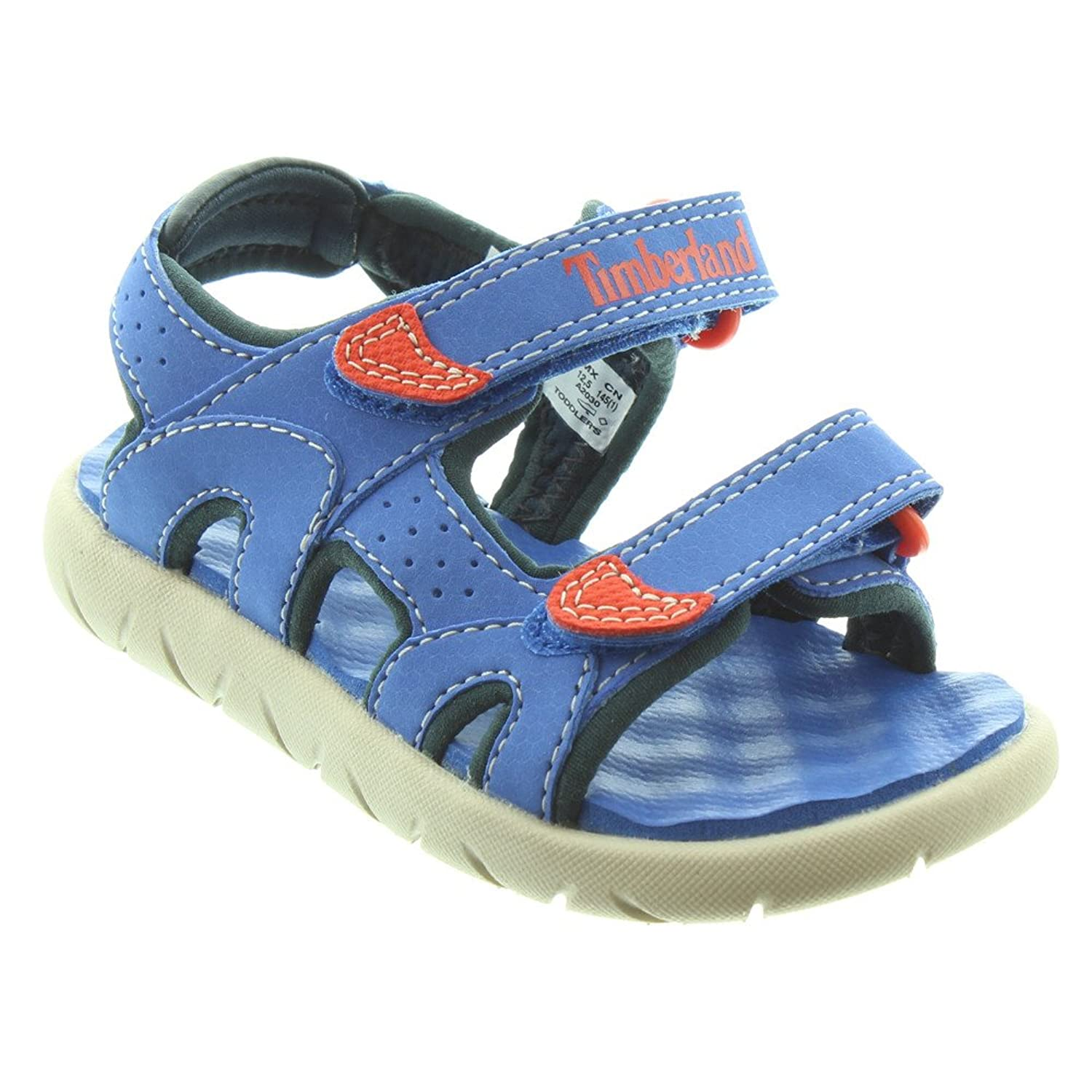 Timberland Kids Perkins Sandals In Blue Amazon Shoes & Bags