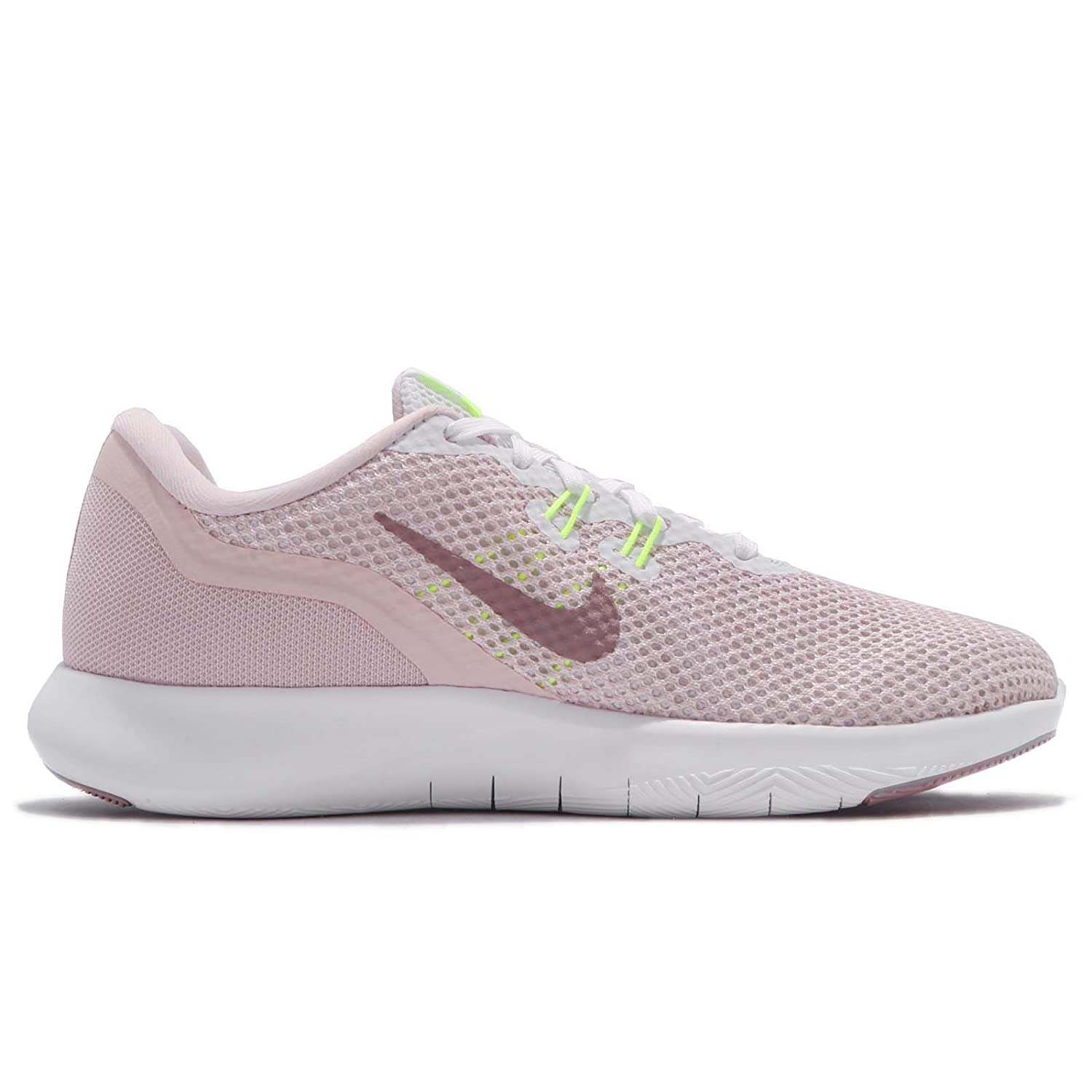 separation shoes 68b98 b541d Zapatillas Nike Women s Flex Trainer 5 Blanco   Elemental Rose   Barely Rose