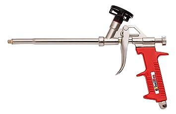 Espuma de poliuretano Espuma metal pistola pistola de espuma espuma Pistola Pistola 3 unidades): Amazon.es: Bricolaje y herramientas