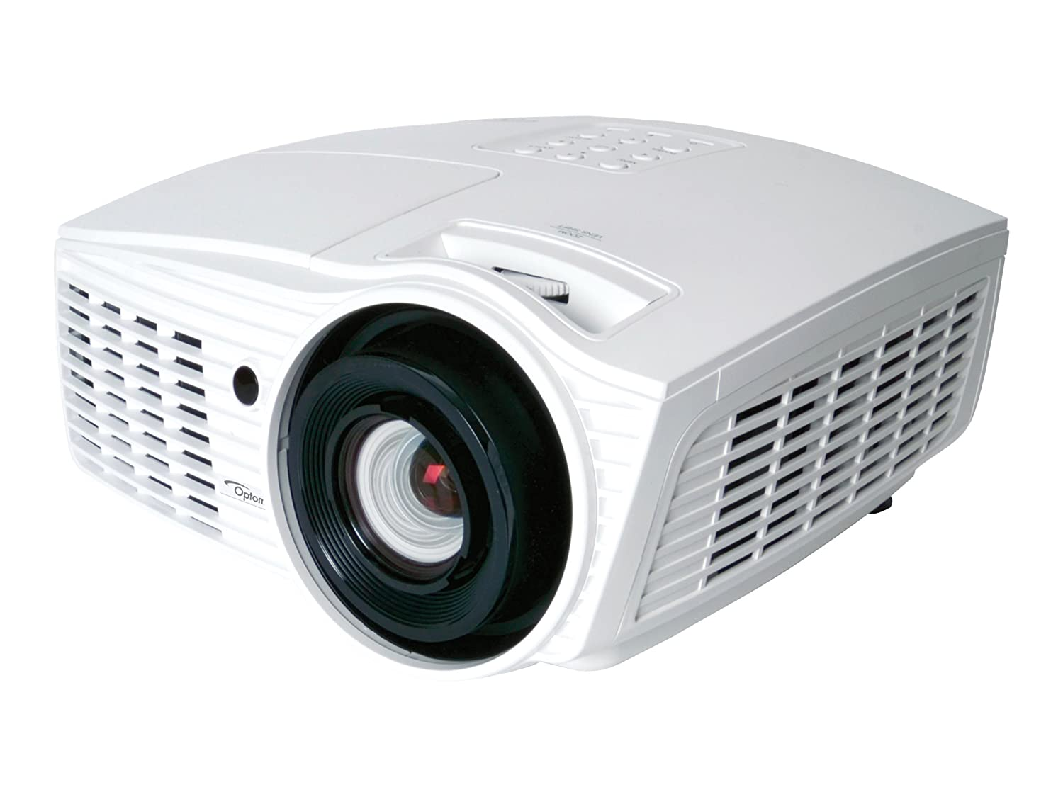 Optoma EH415e Full 3D (three-dimensional) 1080p 4200 Lumen DLP Projector