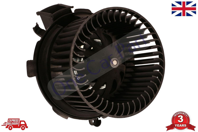 Ventilador de motor de ventilador con aire acondicionado para Xsara Picasso & 206 307: Amazon.es: Coche y moto