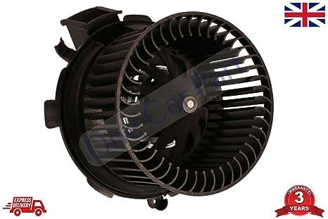 Motor completo de ventilador de ventilador Xsara Picasso 206 307