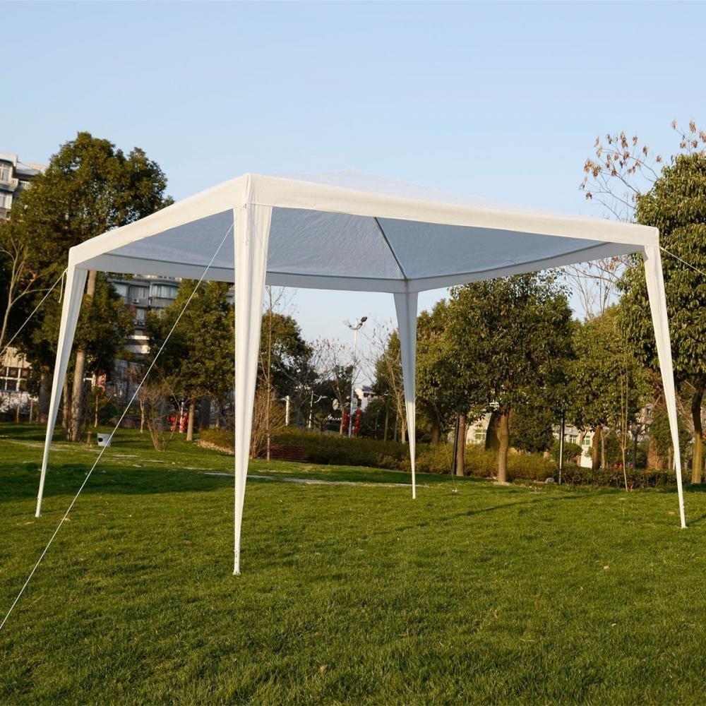 Amazon.com 10u0027x10u0027Outdoor Canopy Party Wedding Tent Garden Gazebo Pavilion Cater Events Sports u0026 Outdoors & Amazon.com: 10u0027x10u0027Outdoor Canopy Party Wedding Tent Garden Gazebo ...
