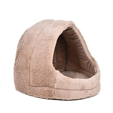 PAWZ Road Cama para Perros, caseta para Gatos, Cueva Plegable, Cachorros Iglu con