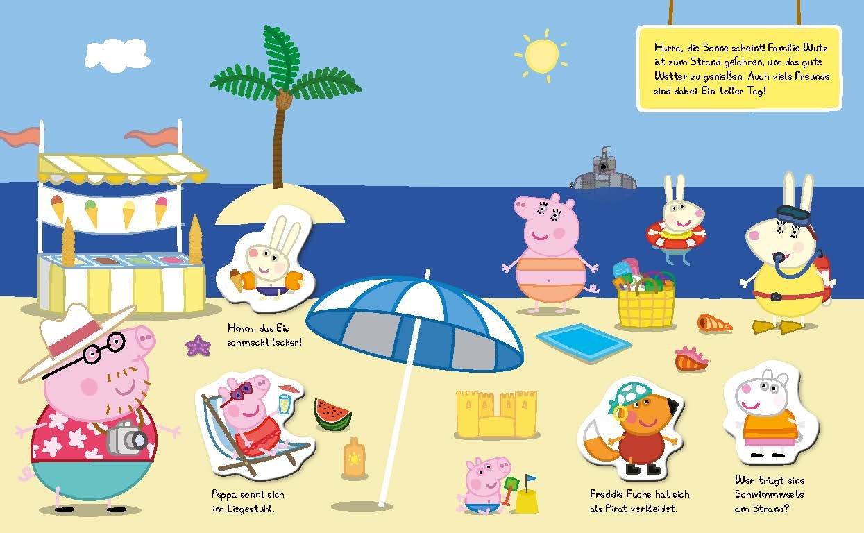 Peppa Pig Magnet-Spiel-Buch: 9783849914219: Amazon.com: Books