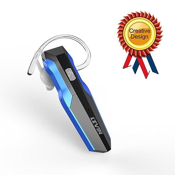 Amazon com: Bluetooth Headset, Levin IronMan Limited Edition V4 1