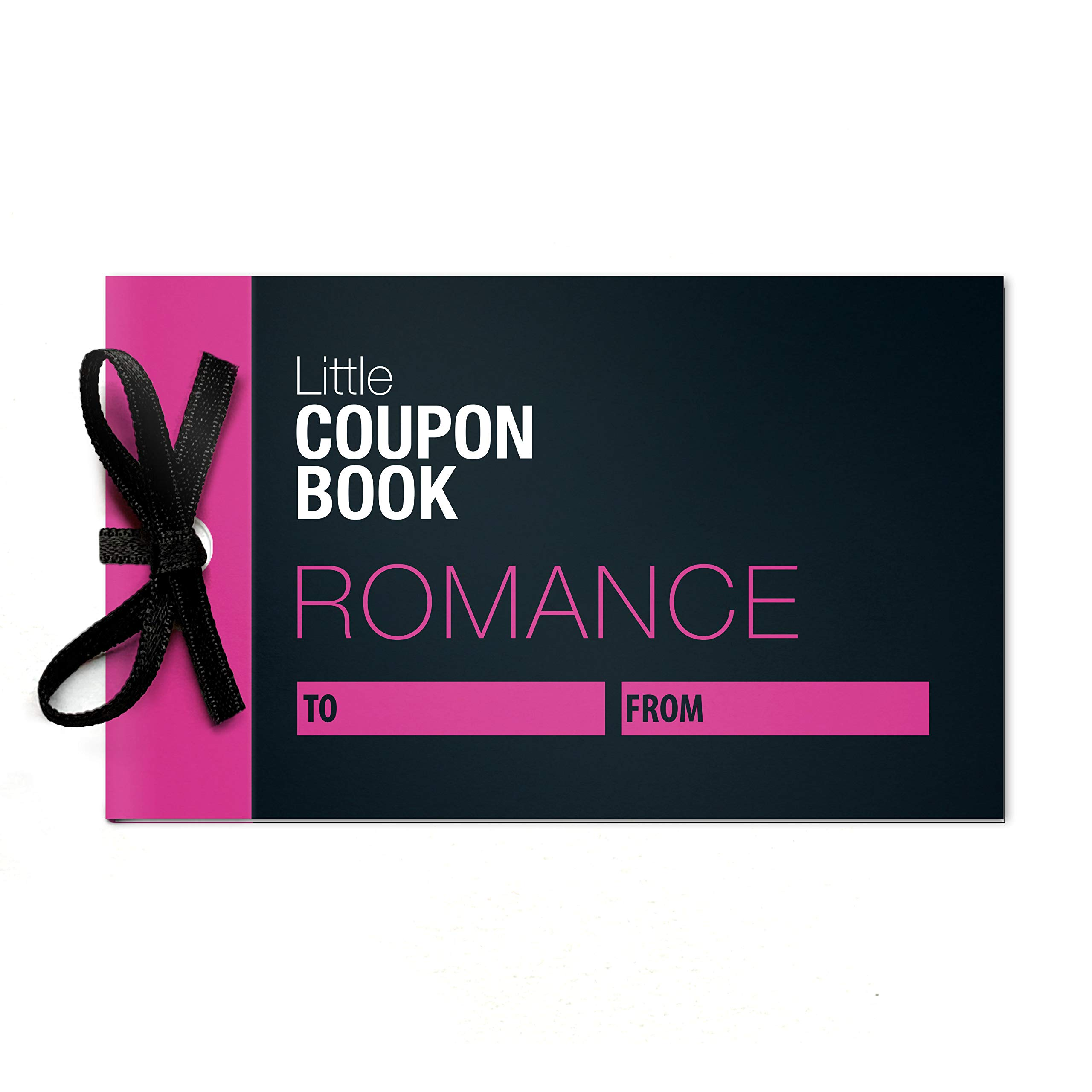 Little Coupon Book Romantic Coupons for Him or Her