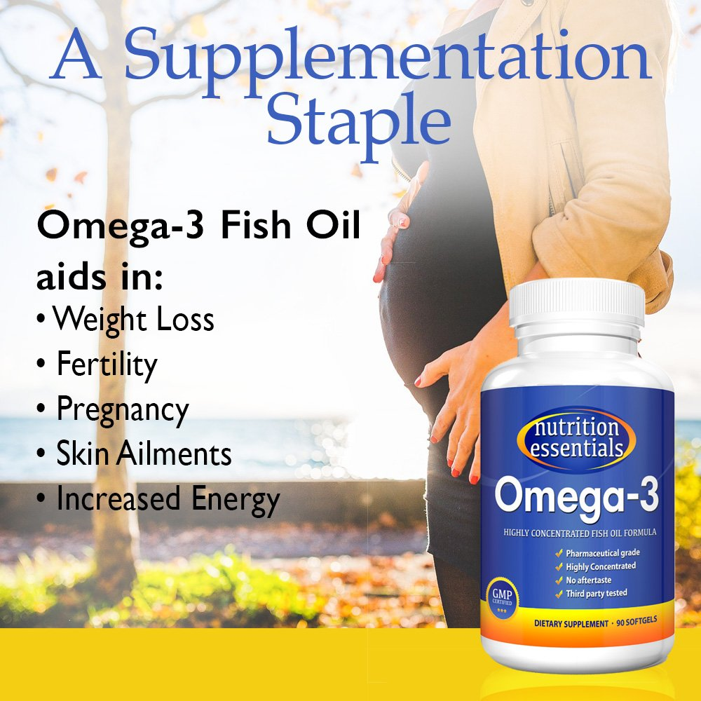 Omega 3 fish oil pregnancy benefits all the best fish in for Fish oil pregnancy