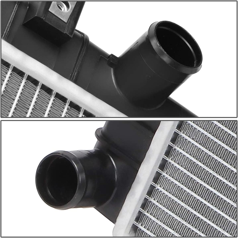 DNA Motoring OEM-RA-1824 DPI 1824 Factory Style Aluminum Cooling Radiator