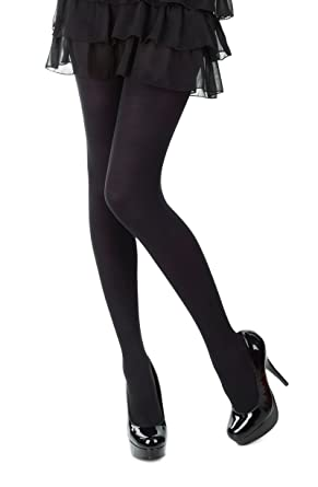 05efaf9510a04 Colourful Opaque 40 Denier Tights by Romartex, 32 Colours, Sizes XS-XL:  Amazon.co.uk: Clothing