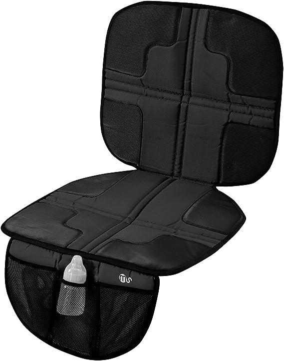 Innovaciones MS 899 - Esterilla protector asiento, Negro: Amazon ...