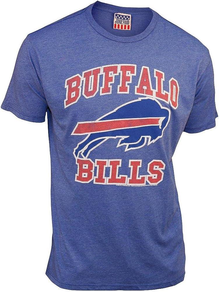 Amazon.com : NFL Buffalo Bills Men's Vintage Short Sleeve T-Shirt ...