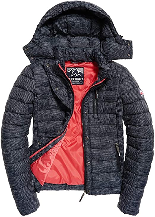 Superdry Moody Lite Parka Coat Women's Jackets and Coats