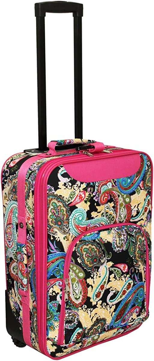 20 Carry-On Luggage Suitcase