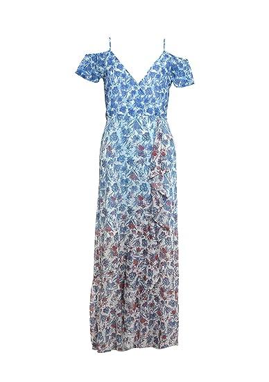 Foto de simone com vestido azul