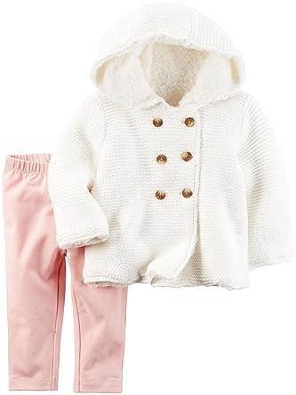 5eb5482314f0b0 Amazon.com: Carter's Baby Girls' 2 Piece Sets: Clothing