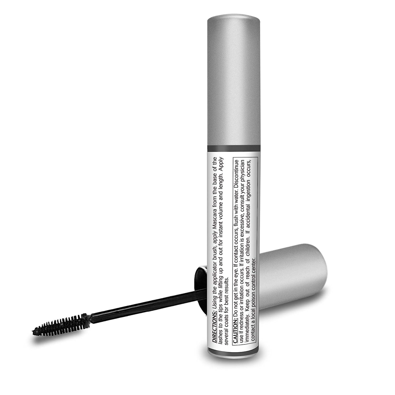 1054eec8f76 Amazon.com : Lavish Lash HD by Hairgenics - Ultra-Premium Volumizing Fiber Mascara  for Extreme High Definition Lashes. : Beauty