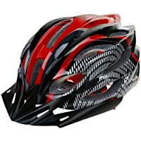 Zacro Cycle Helmet, Adjustable Thrasher Adult Bike Helmet with Detachable Liner for Cycling