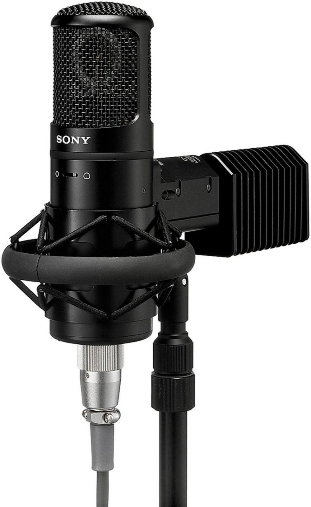 DSLR and Video Includes Multi-Interface Adapter Stereo//NRS Sony Alpha a7S II Professional Microphone with Dead Cat Wind Muff for High End Systems