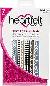 Heartfelt Creations Border Essentials HCD1-783