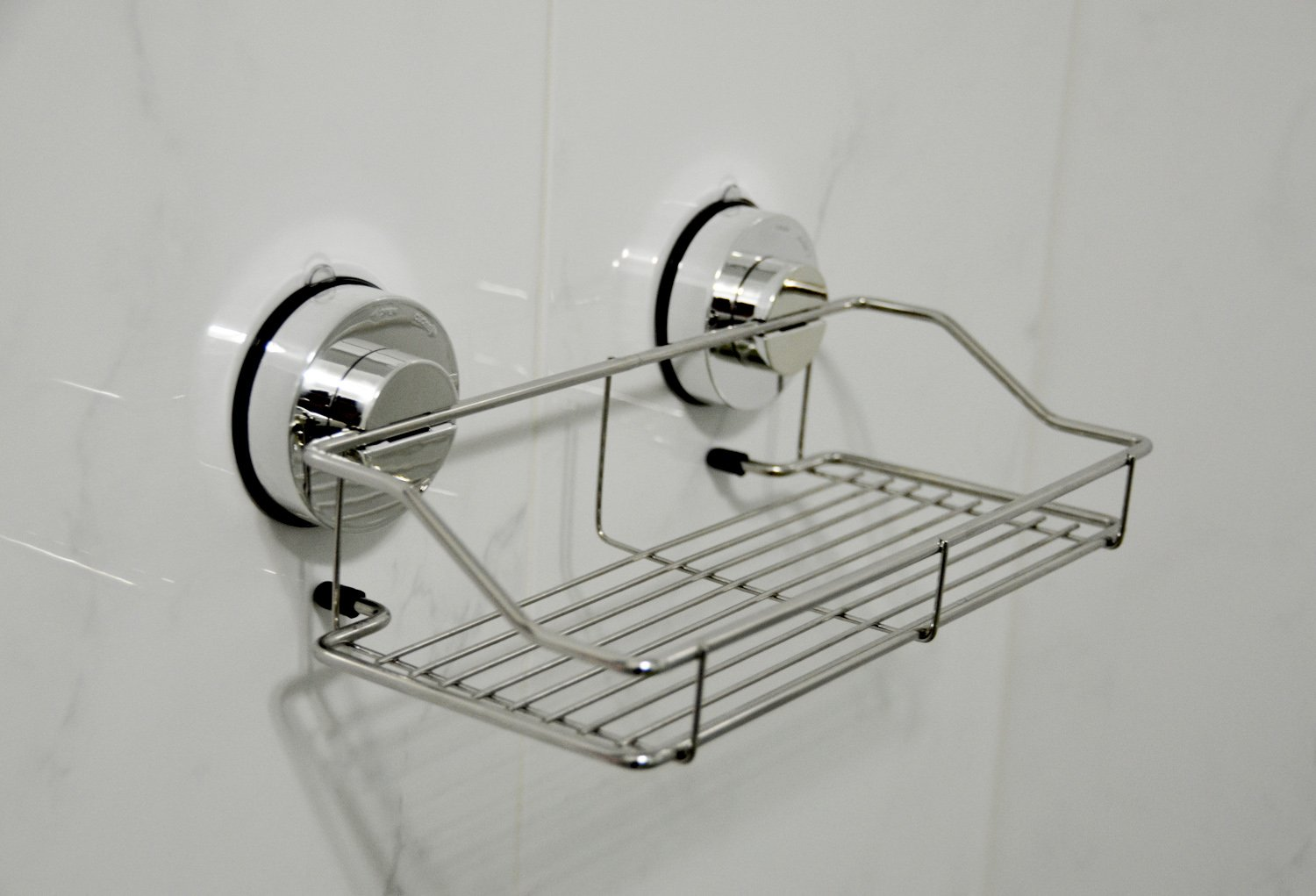 Amazon Com Genexice Stainless Steel Shower Caddy With Rotate