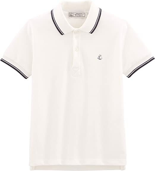 Petit Bateau Boys Polo Shirt