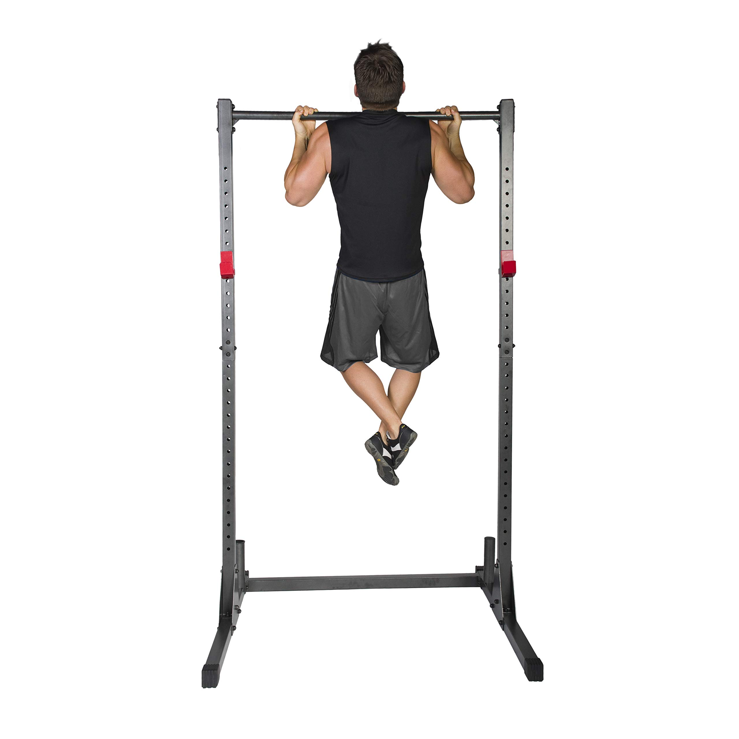 CAP Barbell Power Rack Exercise Stand, Multiple Colors by CAP Barbell (Image #5)