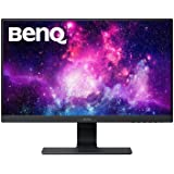 BenQ 24 Inch IPS Monitor | 1080P | Proprietary Eye-Care Tech | Ultra-Slim Bezel | Adaptive Brightness for Image Quality | Spe