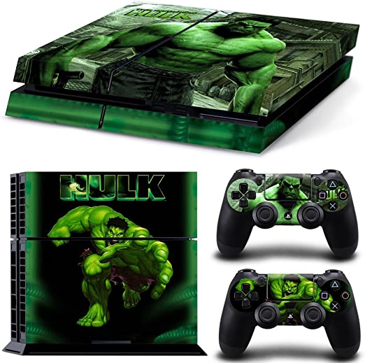 CloudSmart PS4 Designer Skin for Sony Playstation 4 Console System ...