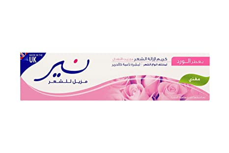 Buy Nair Rose Hair Removal Cream 110ml Online At Low Prices In