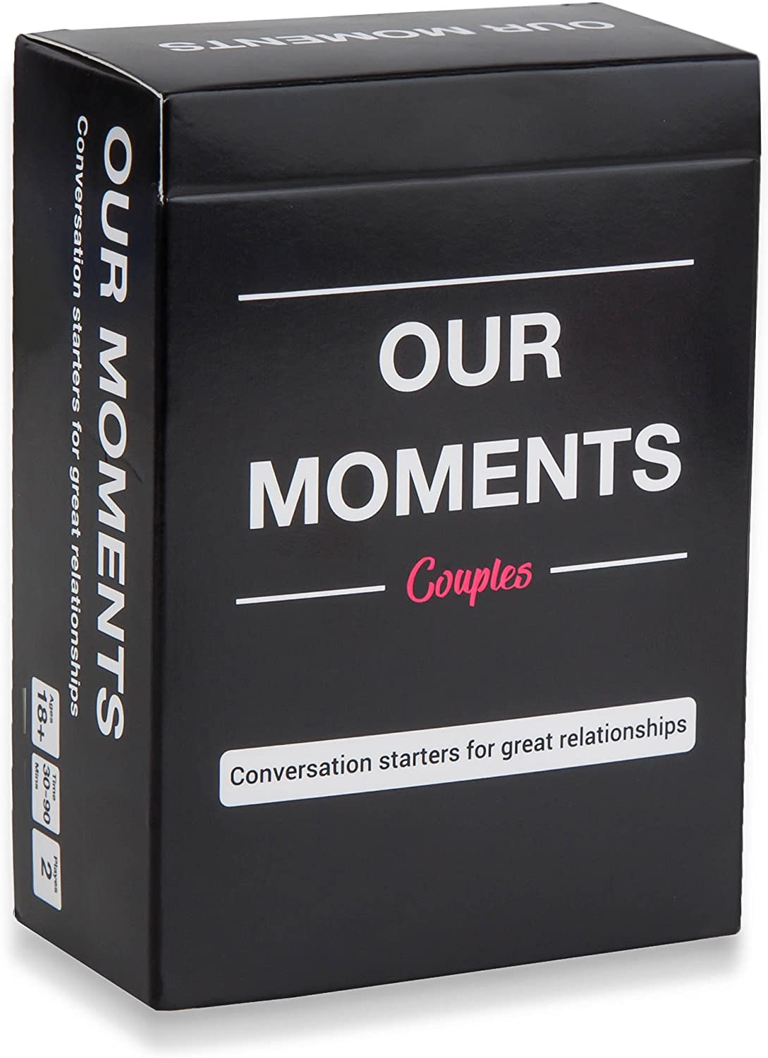 OUR MOMENTS Couples: 100 Thought Provoking