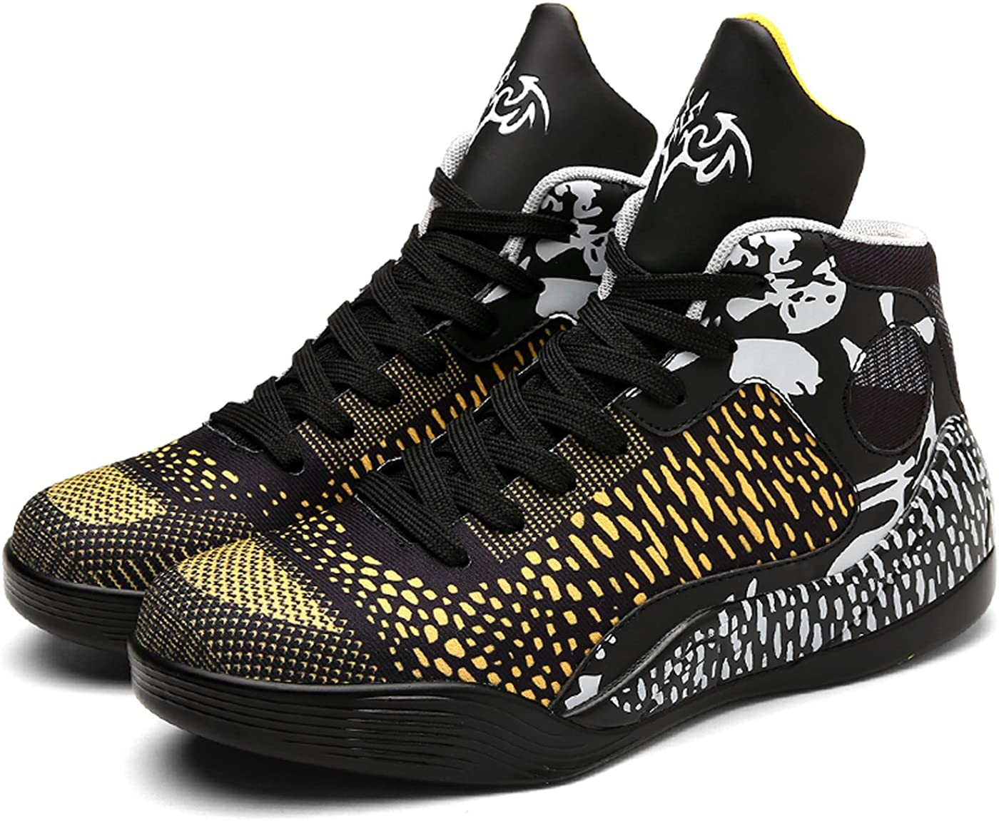 Margay Spring and Summer Couple Fashionable Sports Shoes Basketball Shoes 6 Colors